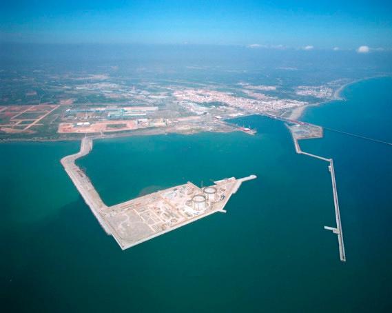 Ampliación del Puerto de Sagunto