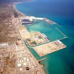 Puerto de Castellon terminal de graneles solidos