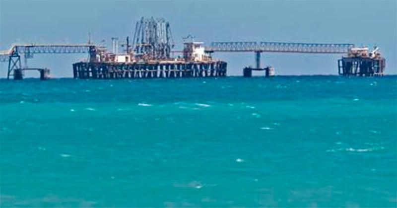 Terminal de descarga de productos petrolíferos, Puerto de Castellón