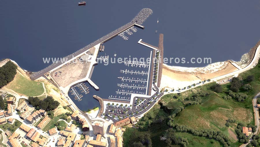 Puerto de Candas