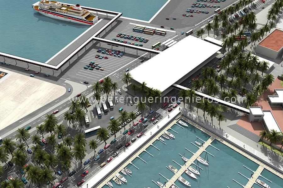 Puerto de Guía de Isora, Isla de Tenerife