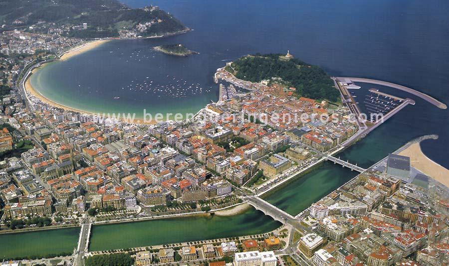 Puerto deportivo San Sebastián