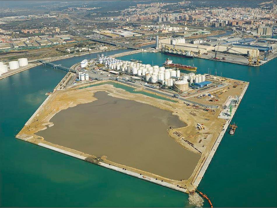 Muelle de la Quimica - Tarragona2