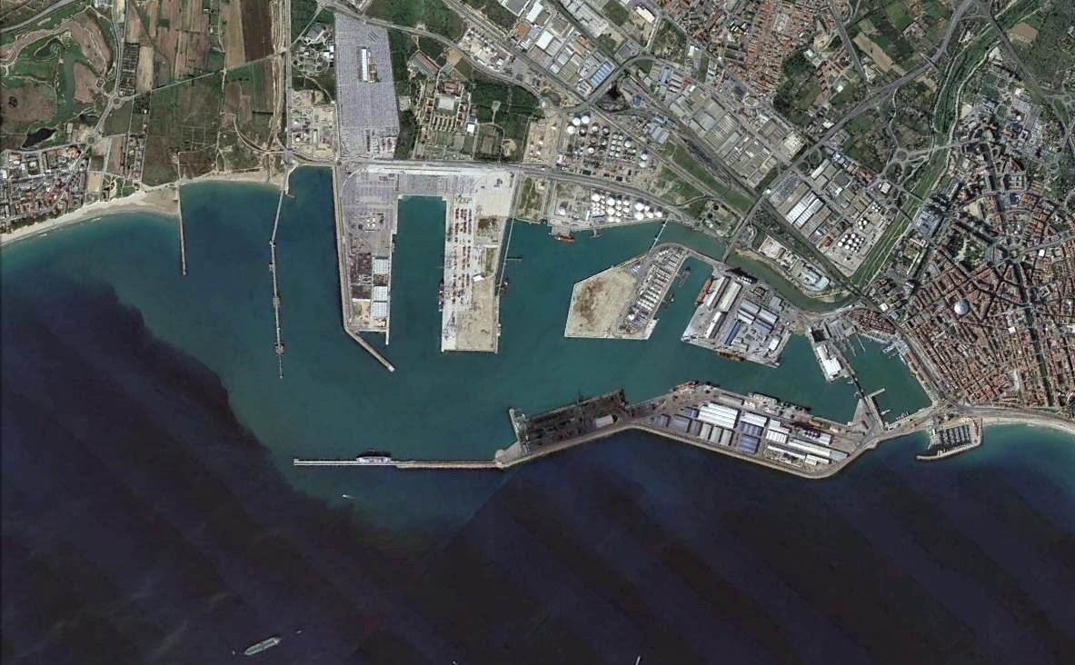 Plan Director de Infraestructuras 2016-2035 del Puerto de Tarragona