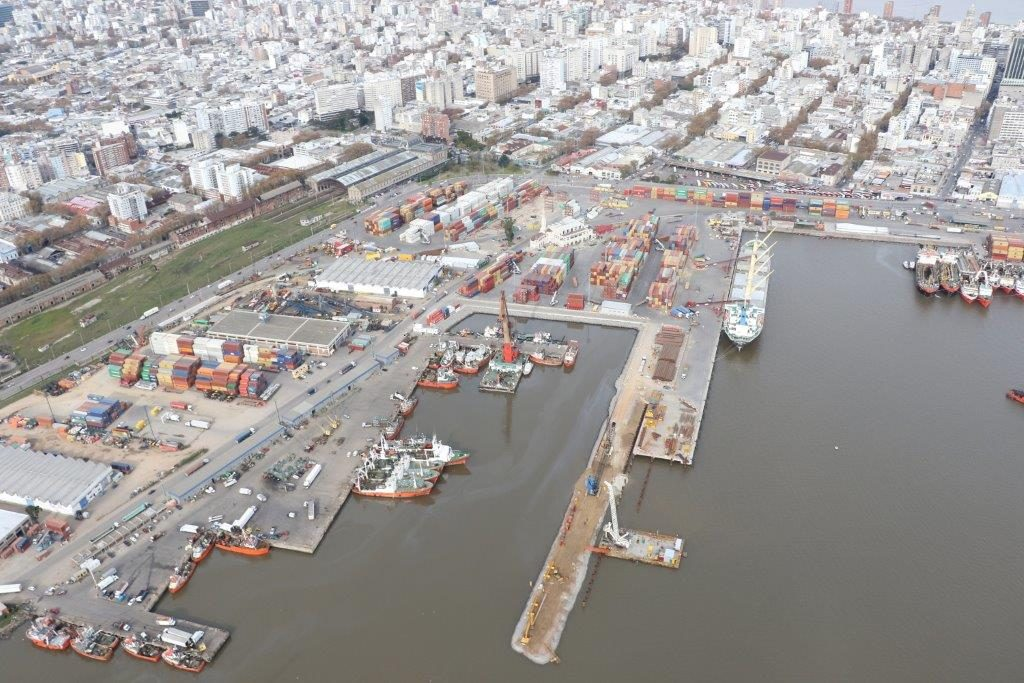 Muelle C - Uruguay